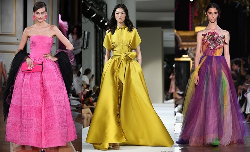 tendências de moda festa 2019