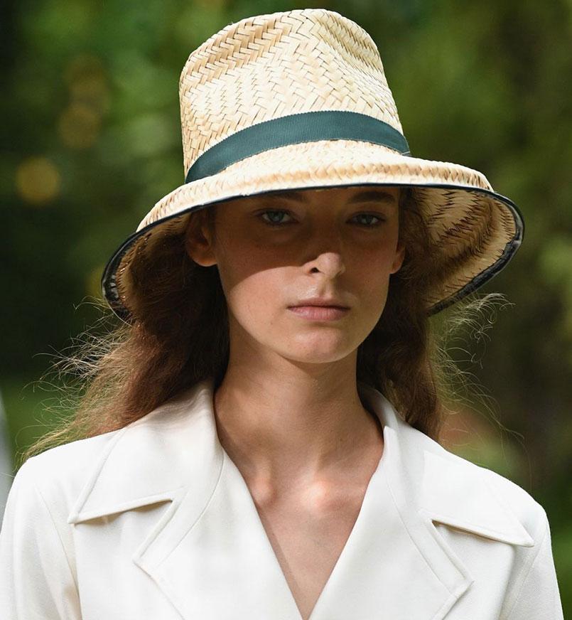 moda chapéu feminino