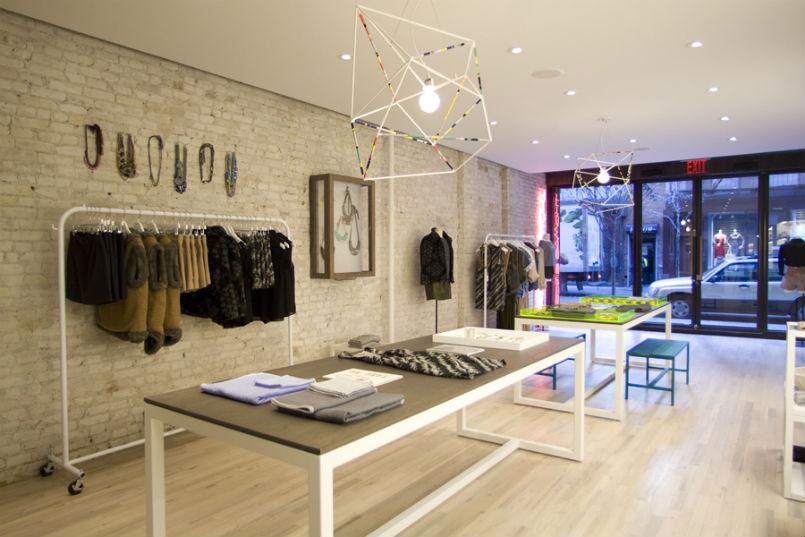 Dicas para escolher o piso de uma loja de roupas