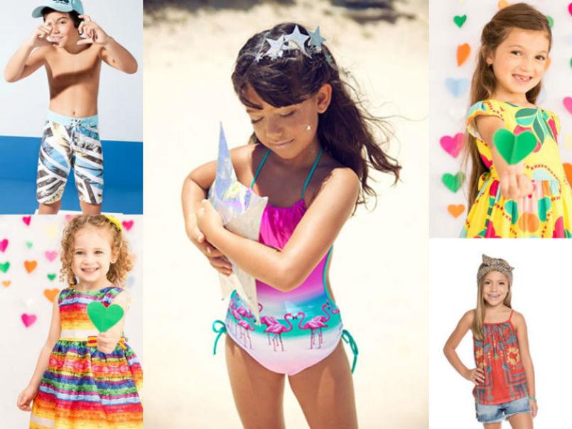 Conheça as tendências de moda infantil verão 2019