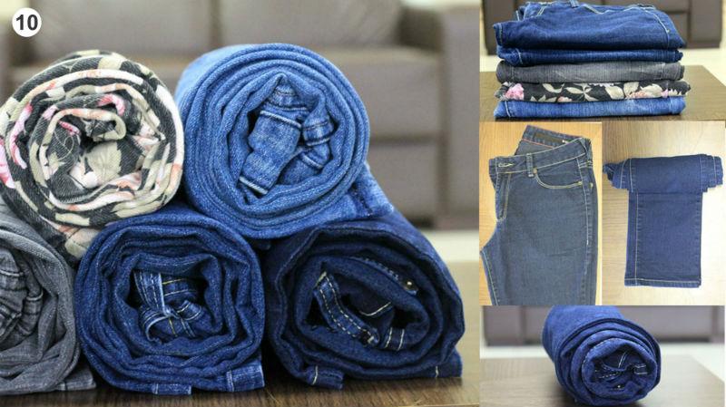 como cuidar de um jeans