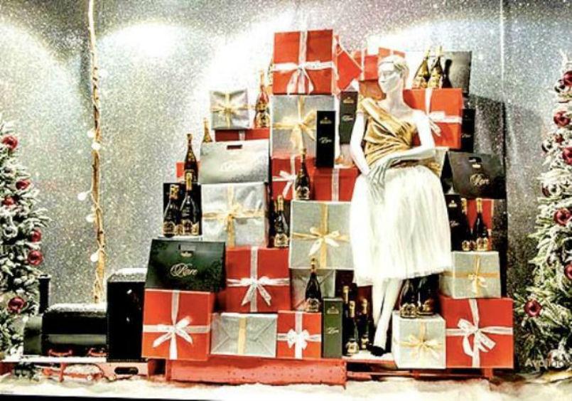 como utilizar a vitrine para vender mais no Natal