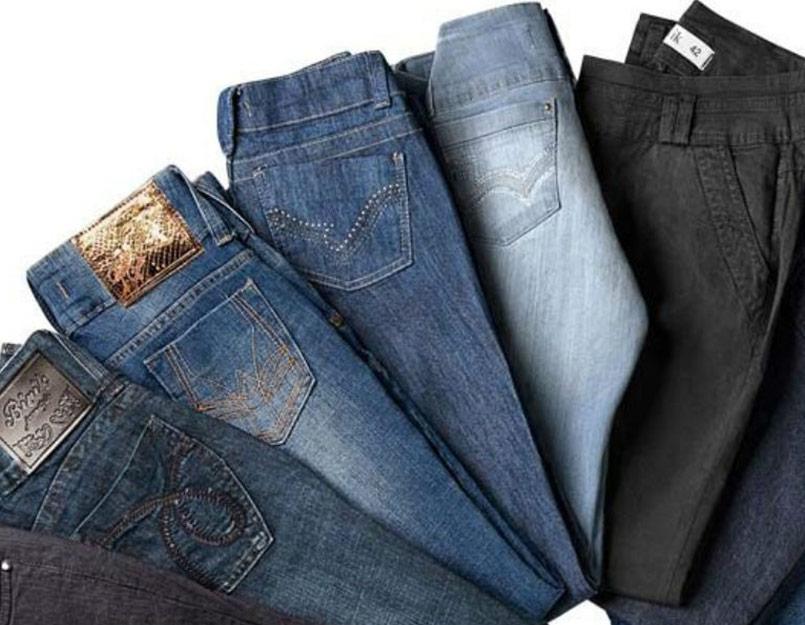 como cuidar de uma calça jeans