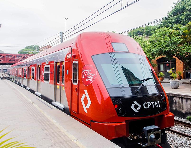Brás terá trem até o Aeroporto de Guarulhos