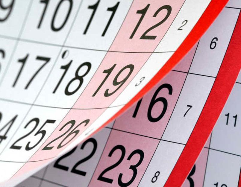 conheça as principais datas para o mercado de moda