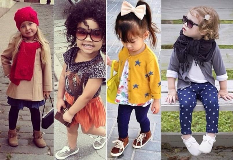 4 Tendências de moda infantil para o inverno 2019 - estampas