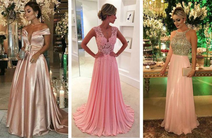 Mês Das Noivas Como Escolher O Vestido Para Festa De Casamento
